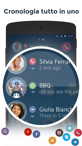 Contatti & Telefono - drupe screenshot 7