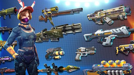 Cover Hunter - 3v3 Team Battle स्क्रीनशॉट 7