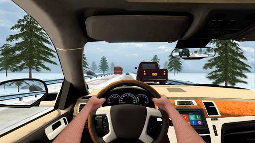 Traffic Racing In Car Driving : Free Racing Games screenshot 5