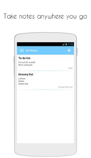 Keep My Notes - Notepad, Memo and Checklist screenshot 1