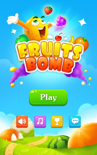 Fruits Bomb 14 تصوير الشاشة