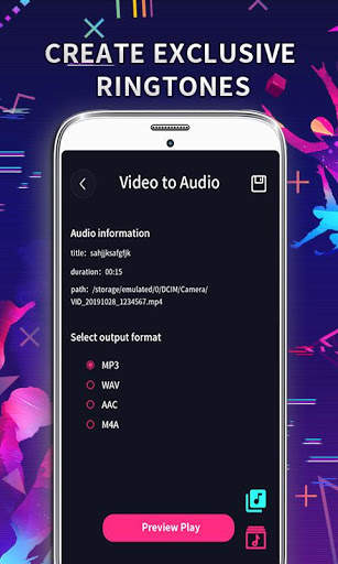 MP3 Editor: Cut Music, Video To Audio screenshot 5