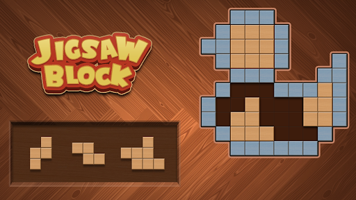 Jigsaw Wood Block Puzzle screenshot 23