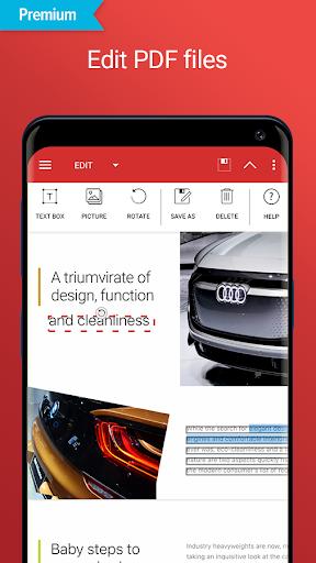 PDF Extra - Scan, View, Fill, Sign, Convert, Edit screenshot 3