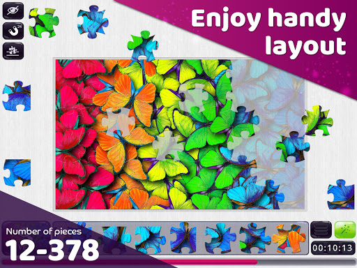 Good Old Jigsaw Puzzles - Free Puzzle Games 3 تصوير الشاشة