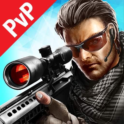 Sniper Game: Bullet Strike - Free Shooting Game