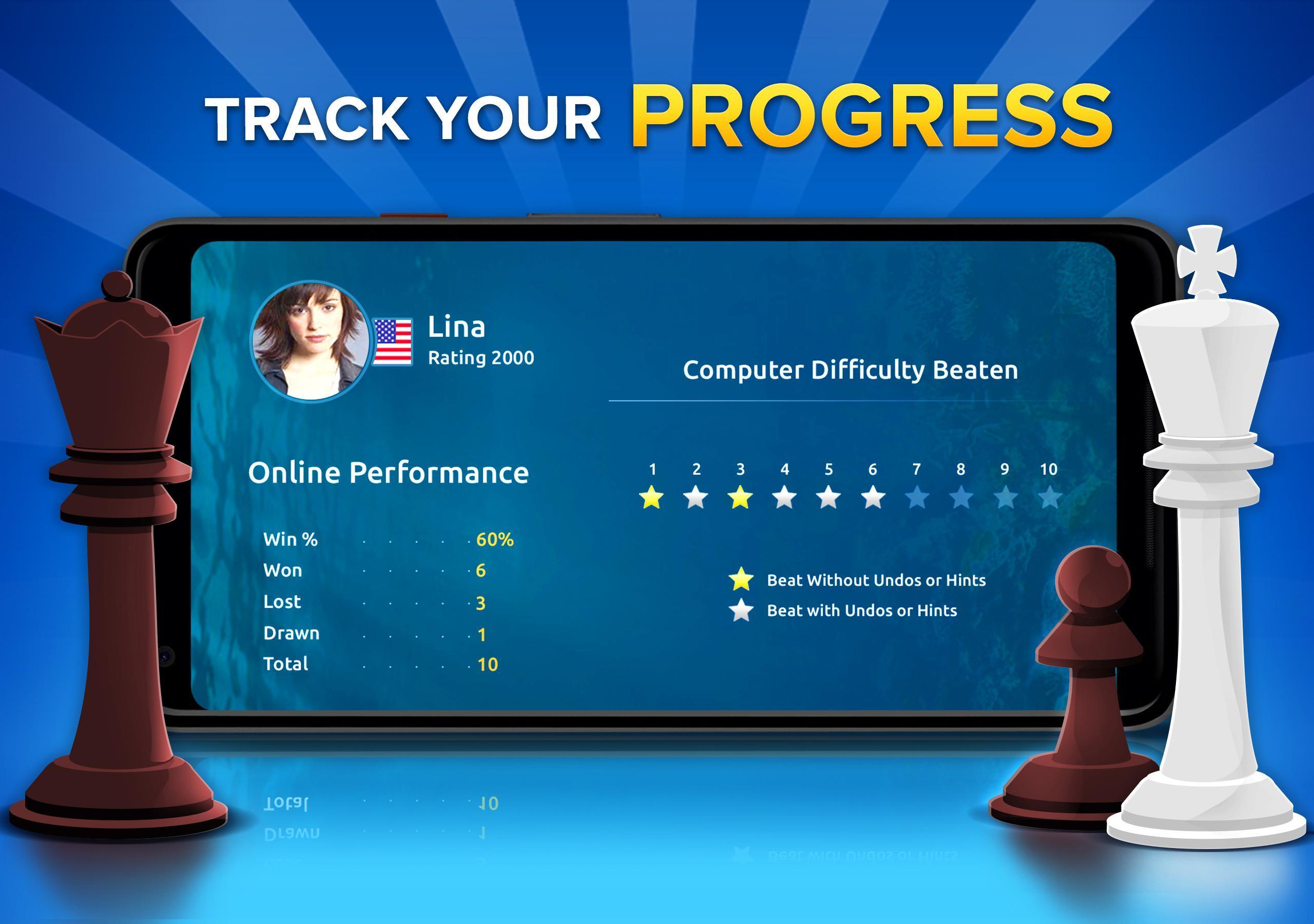 Chess Stars - Play Online screenshot 14