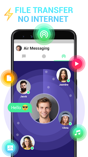Messenger - Messages, Texting, Free Messenger SMS screenshot 3