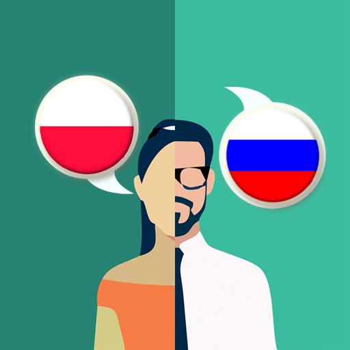 Polish-Russian Translator أيقونة