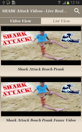 SHARK Attack Videos - Live Real Time Funny Clips 2 تصوير الشاشة