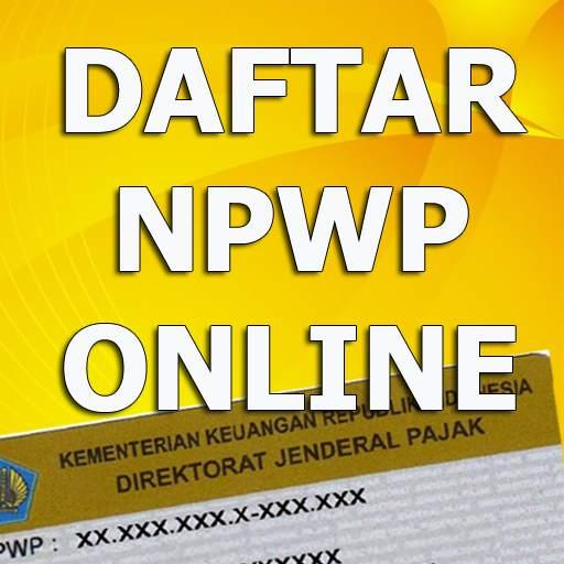 DAFTAR NPWP ONLINE screenshot 2
