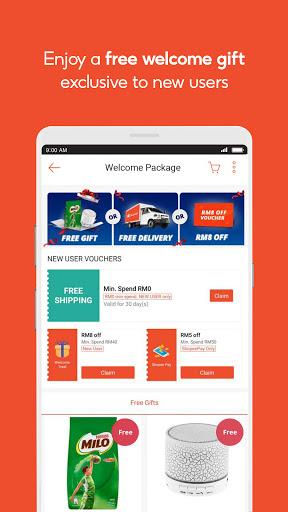 Shopee #1 Online Platform 6 تصوير الشاشة