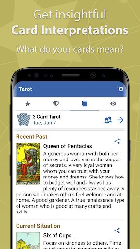 Horoscopes & Tarot screenshot 4