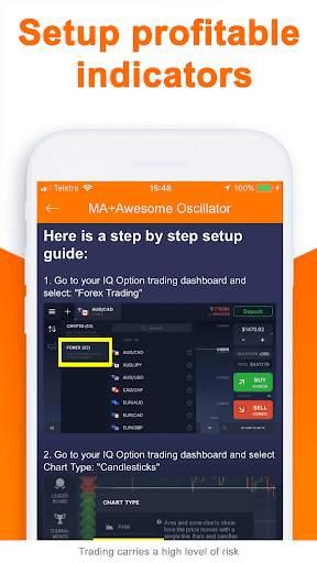 Forex Trading IQ Option Guide screenshot 5