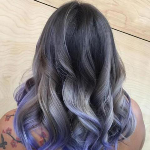 120 Цвет волос для женщин скриншот 8