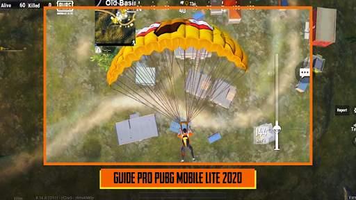 Guide For PUβG Winner Lite mobile-battleground screenshot 1
