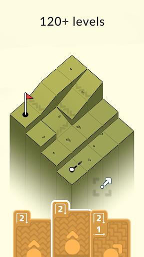 Golf Peaks screenshot 4