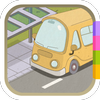 Busy Wheels: City Bus icon