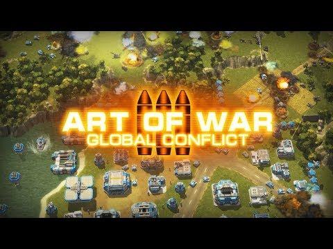 Art of War 3: PvP RTS modern warfare strategy game screenshot 1