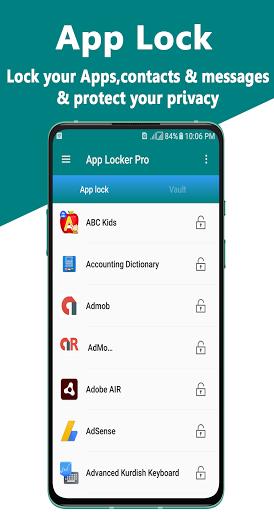 App Lock - Photos, Video, File & App Vault screenshot 1