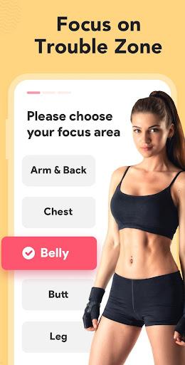 Women Workout at Home - Female Fitness screenshot 2