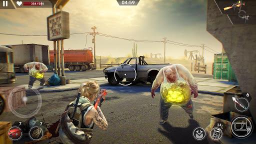 Left to Survive: Apocalypse & Dead Zombie Shooter screenshot 7