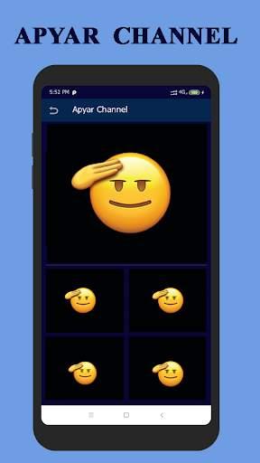 အျပာကားမ်ား - Apyar Channel screenshot 3