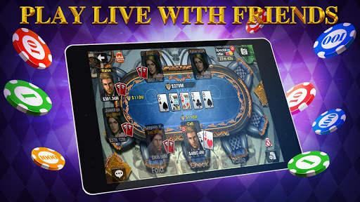 DH Texas Poker - Texas Hold'em 6 تصوير الشاشة