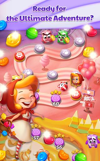 Lollipop & Marshmallow Match3 4 تصوير الشاشة