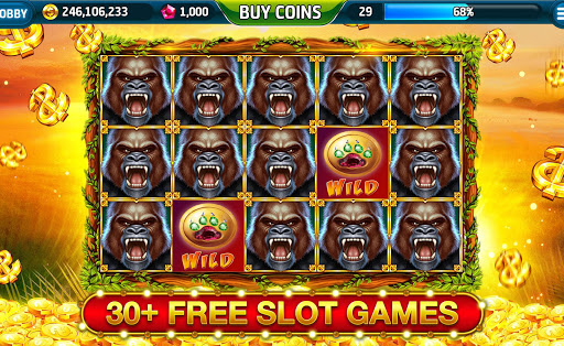 Ape About Slots NEW Vegas Casino Slot Machine Free 7 تصوير الشاشة