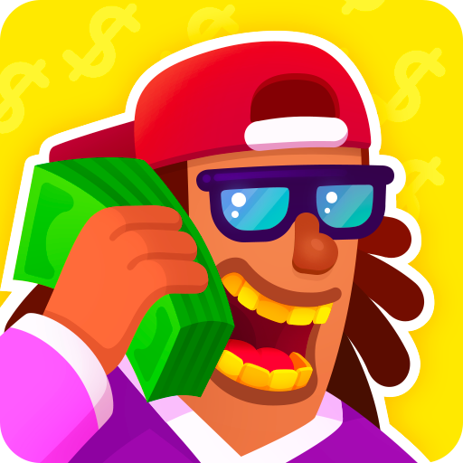 Partymasters - Fun Idle Game أيقونة