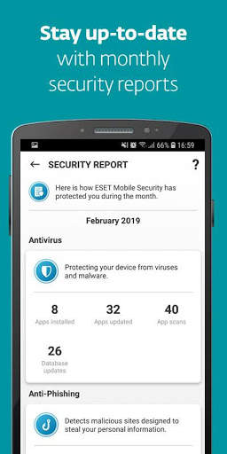 ESET Mobile Security & Antivirus screenshot 10