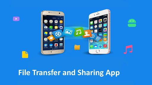 File Transfer and Sharing App screenshot 1