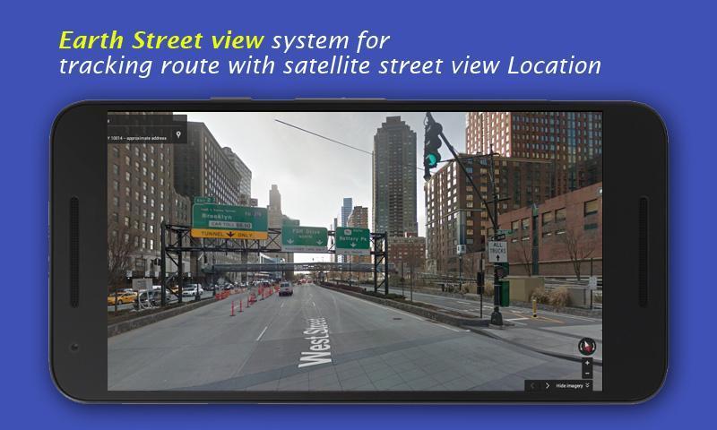 Live Street View - Global Satellite Earth Live Map 5 تصوير الشاشة