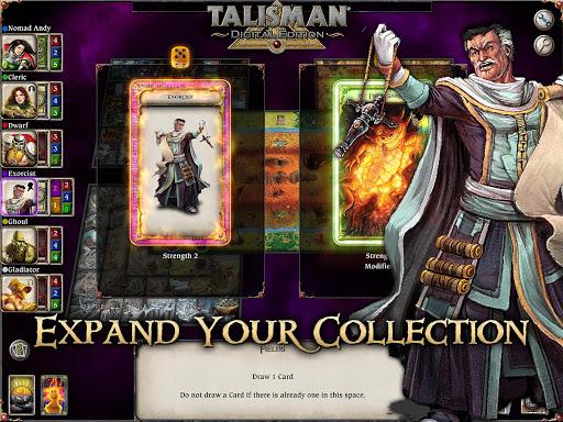 Talisman screenshot 9