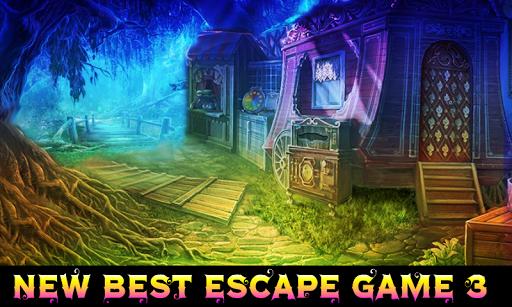 جديدة أفضل لعبة الهروب 3 1 تصوير الشاشة