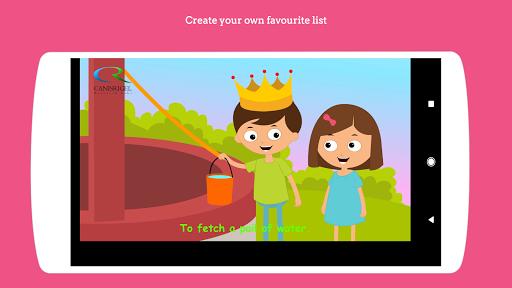 Free Nursery Rhymes App | Videos | Offline songs screenshot 3