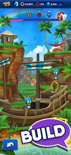 Sonic Dash - Endless Running & Racing Game स्क्रीनशॉट 5