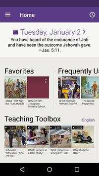 JW Library screenshot 1