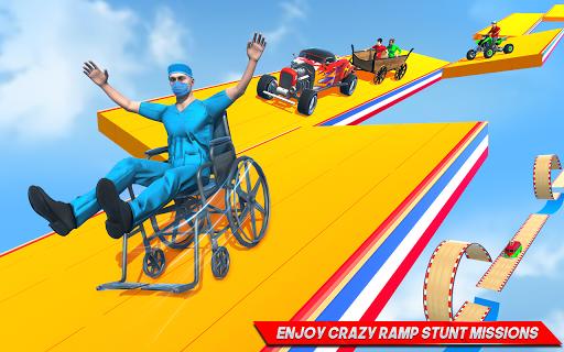 Ramp Car Stunts Racing: Mega Ramp Car Games 2020 screenshot 5