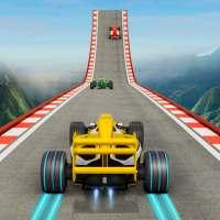 Top Speed Formula Car Racing Stunt: Ramp Car Stunt on 9Apps