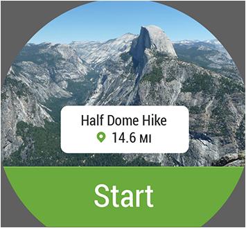 ViewRanger: Trail Maps for Hiking, Biking, Skiing screenshot 4