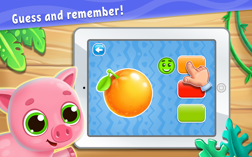 Colors for Kids, Toddlers, Babies - Learning Game screenshot 12