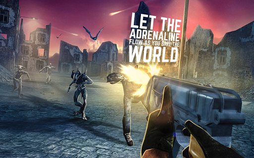ZOMBIE Beyond Terror: FPS Survival Shooting Games screenshot 3