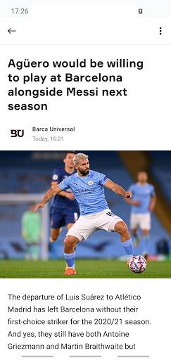 OneFootball - Soccer News, Scores & Stats 2 تصوير الشاشة