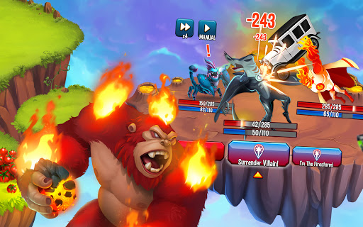 Monster Legends: Breed, Collect and Battle screenshot 8