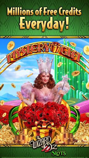 Wizard of Oz Free Slots Casino 4 تصوير الشاشة