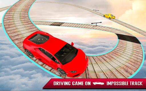 Mega Ramp Car Simulator Game- New Car Racing Games screenshot 12