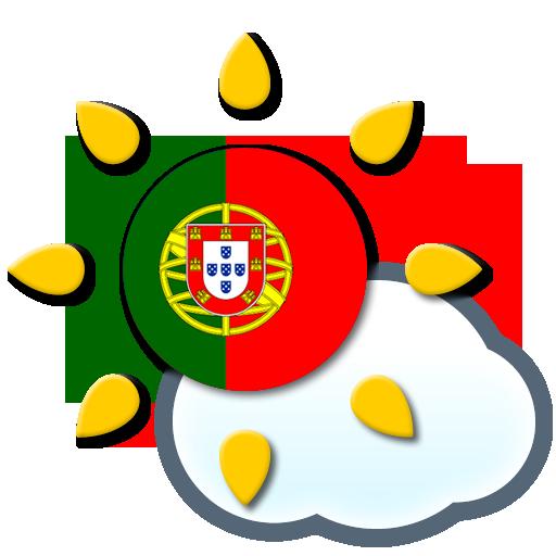 الطقس البرتغال أيقونة