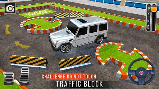 Car Parking Simulator Games: Prado Car Games 2021 screenshot 6